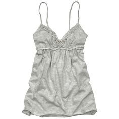 Abercrombie ❤ liked on Polyvore featuring tops, tanks, tank tops, shirts, abercrombie fitch shirt and abercrombie fitch top