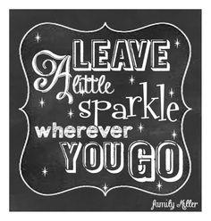Quote Sparkle