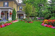 Gentil 22 Front Porch Garden Ideas (Photos)