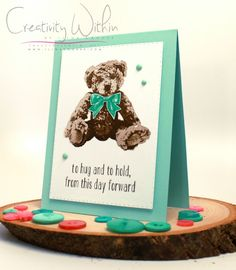 To hug and to hold by ilinacrouse - Cards and Paper Crafts at Splitcoaststampers