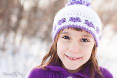 Charmed By Ewe Free Heart Hat Crochet Pattern