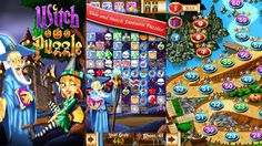 Juego Witch Puzzle - Para Android