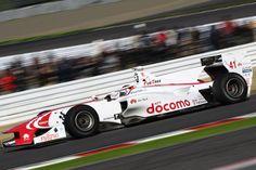 Stoffel Vandoorne 2016 Test 0 Super Formula