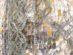 SewDanish | Scandinavian Textile Art + Yoga: Textiles In Focus 2011 by Pauline Verrinder