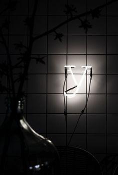 Seletti Neon Letters