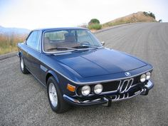 BMW 2800CS E9 New Six CS Coupe