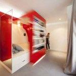 Idee�n voor de inrichting van een klein appartement