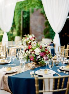 Elegant Wedding by Shelly Goodman Photography and Gather Events 31