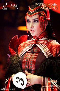 Дэли монгольских одежда