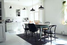 Uutta keittiössä // MAIJU SAW