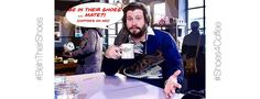 #BeInTheirShoes - Donate Shoes for Coffee in Brighton