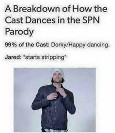 Lol Jared