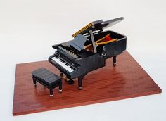 Piano model is just grand