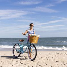The new larger Assateague front mount bicycle basket. Bicycle Basket, Camping Meals, Larger, Baskets, Beach, Dogs, Camp Meals, Pet Dogs, Camping Foods
