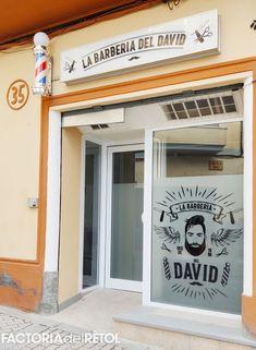 #retolacio #labarberiadeldavid #navarcles #vinil #glacejat #impressiodigital #factoria #factoriadelretol #wearefactoria Canning, Vinyls, Home Canning