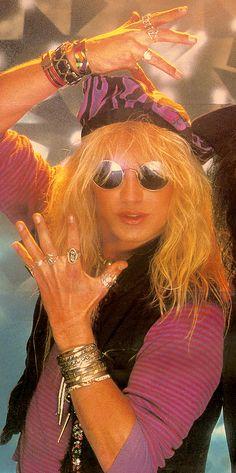 Glam Metal, Hard Rock, Bret Michaels Poison, Rock Music, 80s Music, Musical Hair, 80s Hair Bands, High Hair, Rock Videos