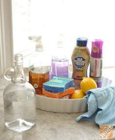 Must-try cleaning tips for the heart of the home - the kitchen!