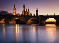 Zaragoza, The Pilar Cathedral by Veselin Malinov on 500px