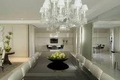 Resultado de imagem para sala de jantar luxuosa