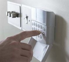 Intruder Alarms for the Home