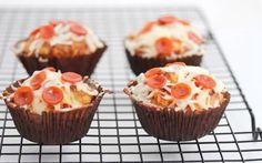 I found 'Pizza Cupcakes' on Wish, check it out!