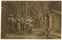 Camps et abris allemands | Les combats de l'Argonne en 14-18