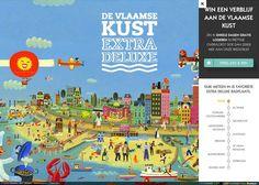De Vlaamse Kust Extra Deluxe | CSS Website