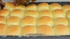 Sausage Recipes, Bread Recipes, Cooking Recipes, Bread Bun, Bread Rolls, No Knead Bread, Yeast Bread, Parker House Rolls, Fluffy Dinner Rolls