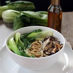 I can't make ramen without thinking of my dad. As a young adult my dad lived in Korea, and though ramen is a traditional Japanese dish, he still gained a fondness for it over there. Growing up my dad would make packages of instant top ramen and crack an egg into it. I loved the...