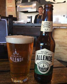 Tras una semana de terror un momento de relax. #Cerveza #CerveceríaAllende #AgaveLager
