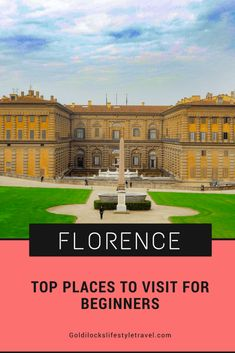 Top Places To Visit In Florence Italy