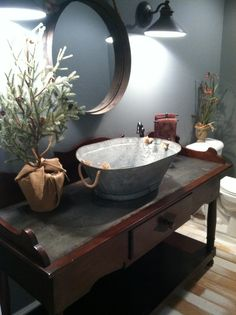 Bathroom Sinks Used wall mounted utility sink from vintage tub & bath $683! but only