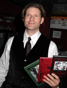 """The Found Art of Literary Intrigue: Notoriously strange actor/director Crispin Hellion Glover has produced approximately 20 books, constructed by way of recycling old novels, images, articles, etc. that have fallen into the public domain. (""""Rat Catching"""" originated from the 1896 """"Studies in the Art of Rat Catching"""" & """"Oak-Mot"""" hails from a 1868 novel of the same name). He rearranges text, blacks out certain passages & adds his own prose/images to the margins, thus creating entirely new stori..."""