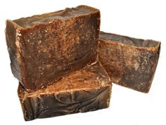"""Handcrafted Bar Soap - """"Chocolate Truffle"""" Buttermilk Soap"""