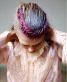 Repinned from pretty pretty hair by