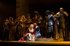 Lucia di Lammermoor - Opéra Royal de Wallonie, Liège.  Sunday, November 22nd, 2015