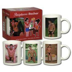 Striptease Beker - Boys