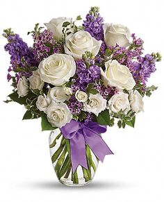 Teleflora's Enchanted Cottage Flowers, Teleflora's Enchanted Cottage Flower Bouquet - Teleflora.com