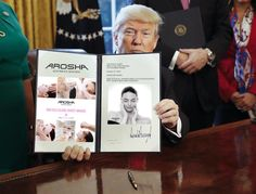 Finally a Great Executive Order yet!     I guess Melania had something to do with this... Beautifying all Women's Skin in the United States with Arosha Skin & Body Care products!  Thank you Mr. President!  #massage #beauty #cellulite #bodywraps #slimming #bodycontouring #dayspa #beautysalon #spa #medspa #esthetician #esty #skincareblogger #bbloggers #skincarelover #skincareluxury #skincaregoals #cosmeceuticals #cosmetics #skincare #antiaging #facemask #sheetmask #peeling #serum #biocellulose…