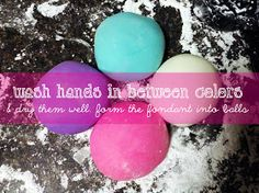 I AM PISCES: HOW TO: Easy Marshmallow Fondant Recipe