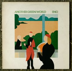 "BRIAN ENO ""ANOTHER GREEN WORLD"" (1975)"