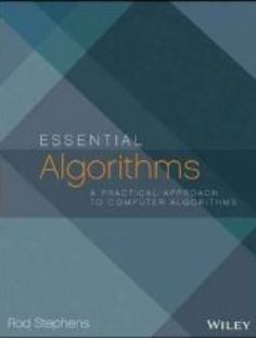 Essential Algorithms: A Practical Approach to Computer Algor - Free eBook Online