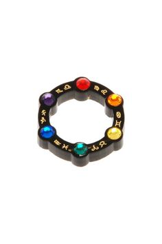 zodiac power ring (for your finger, ya know!) £18.00