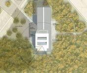 Nouvelle Bibliothèque de Saint-Hubert, Saucier + Perrotte, architectes, Canadian Competitions Catalogue / Catalogue des Concours Canadiens
