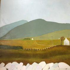 Irish Landscape, Connemara, Landscape Paintings, Gallery, Art, Art Background, Roof Rack, Kunst, Gcse Art