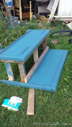 paint bench