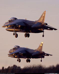 British Aerospace Harrier GR7A