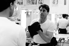 Inside 'Mad Men' Pictures - Man in the Mirror | Jon Hamm by James Minchin III for Rolling Stone, Sept 2010