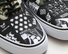 """63c9603986 Weirdo Dave x Vans Syndicate Authentic """"China Girl Summer"""" Vans Syndicate"""