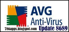 AVG Anti-Virus Update 8689